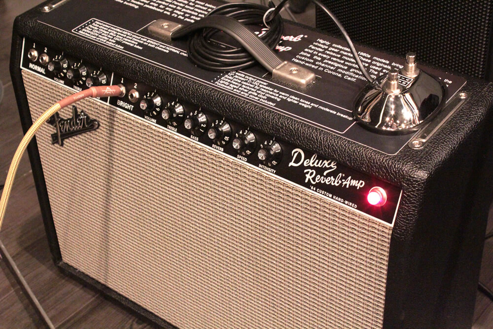 Deluxe Reverb