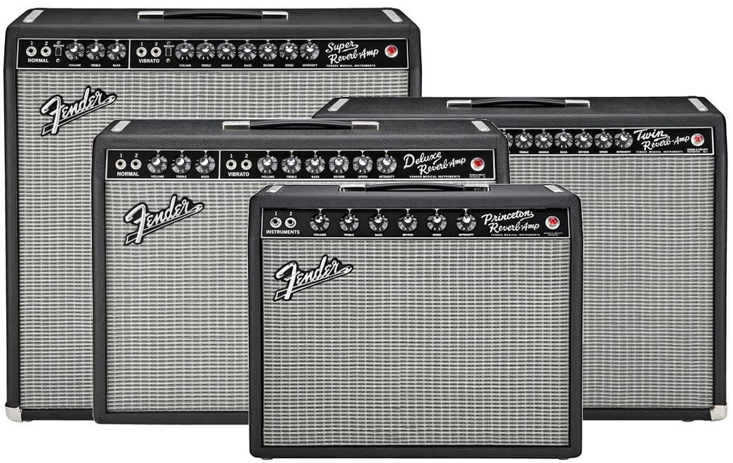 Fender 65 Reverb
