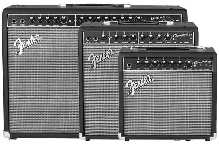 Fender Championシリーズ