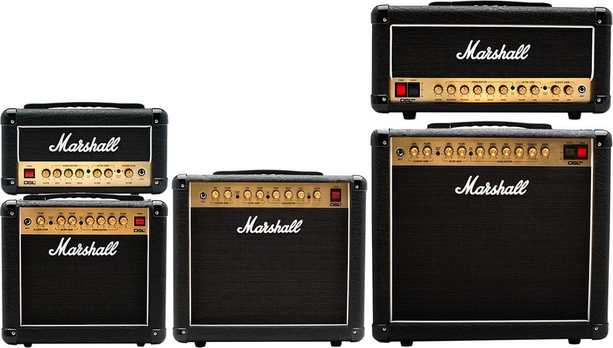 Marshall DSLシリーズ