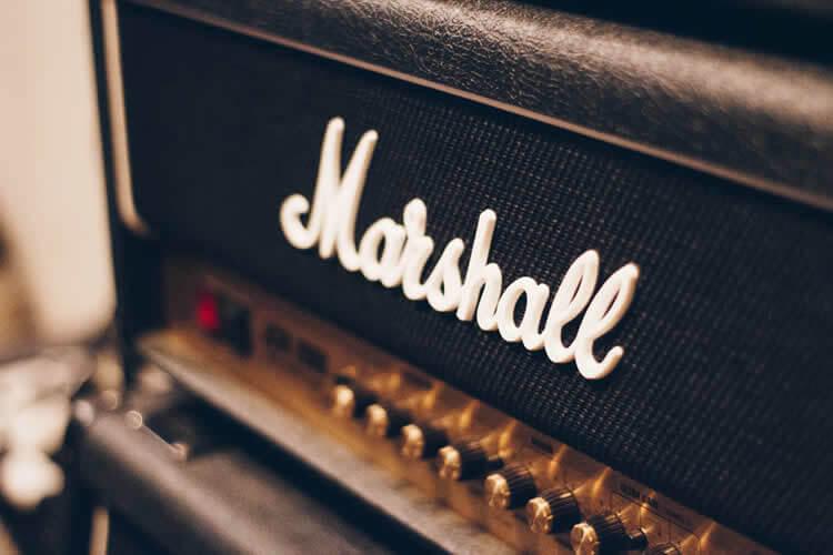 Marshall:スタックアンプ