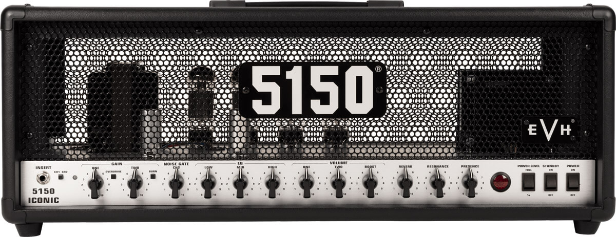 5150 Iconic Series 80W Head:フロントパネル