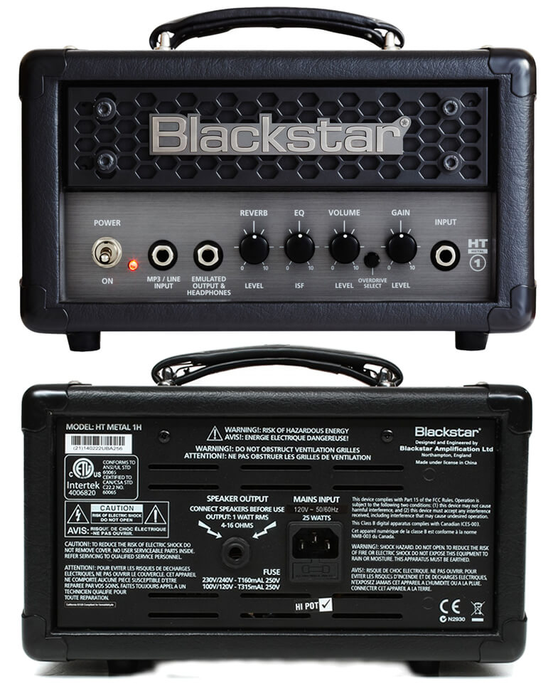 Blackstar HT METAL 1H